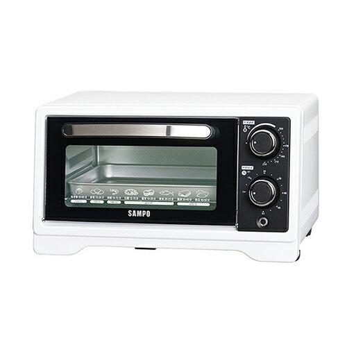 聲寶 SAMPO 9L 電烤箱 /台 KZ-XF09