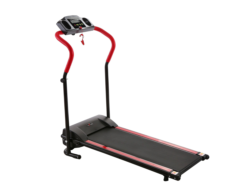 ExacMe 500W Folding Electric Motorized Treadmill Running Jogging Gym Power Machine 0360 0