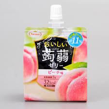 日本Tarami低卡蒟蒻果凍飲 吸吸便利包20包以上享團購 1