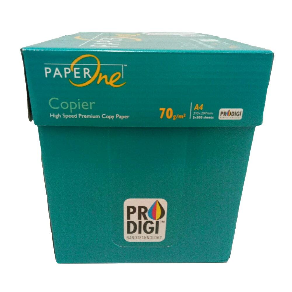 PAPER ONE 70磅 80磅影印紙 A4 A3 B4 B5 A5一包500張 影印 / 噴墨印表機 / 辦公用品 限用賣家宅配寄送 1