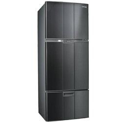 全館回饋10%樂天點數★SAMPO聲寶【SR-A58GV(S3)】580公升三門冰箱