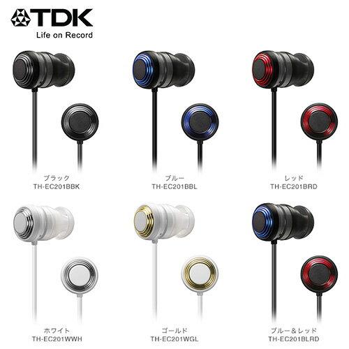 TDK CLEF-Xmini TH-EC201 高質感重低音立體聲耳機