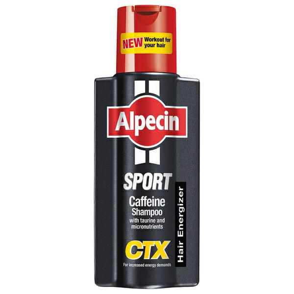 <br/><br/> Alpecin CTX 運動型咖啡因洗髮露 250ml/瓶◆德瑞健康家◆<br/><br/>