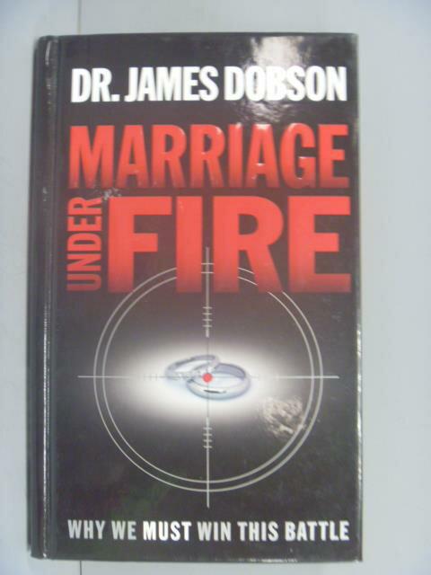 ~書寶 書T7/兩性關係_GFR~Marriage Under Fire: Why We