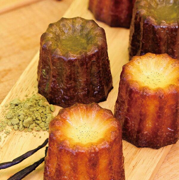 ★ 可麗露 禮盒 ★【 The Harvest ∞ 麥田⊙ 法式甜點 】軟木塞樸實的外表,外層硬脆,內在卻很Q軟,是法國相當經典的甜點 2