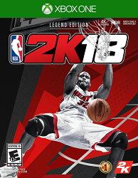 [現金價] XBOXONE 勁爆美國職籃 2K18 ONE NBA 2K18 NBA2K18 中文版 傳奇珍藏版+護腕