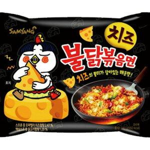 韓國 (起司)噴火辣雞肉風味炒麵(單包) [KR234] 1