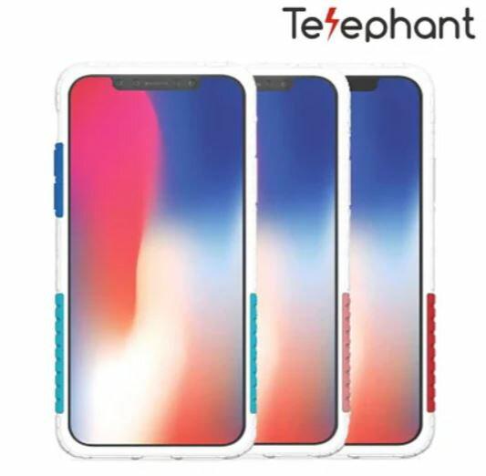 【貝殼】Telephant太樂芬iPhoneXiX手機殼防摔殼防刮耐震