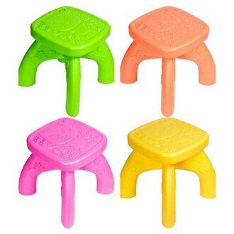 親親 小貓頭鷹組合椅(綠、橘、粉、黃顏色隨機出貨) FU-28【德芳保健藥妝】