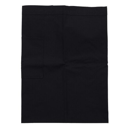 防污圍裙-半身短 藍