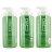 WAJASS威傑士 SC2控油(清涼型) / SC3去屑洗髮精 / SC4毛囊淨化洗髮精500ml 1