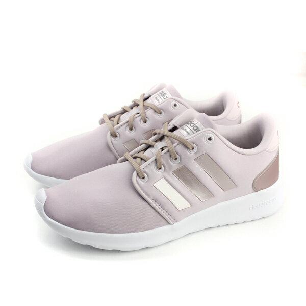 adidasCFQTRACERW運動鞋粉紫色女鞋DB1748no515