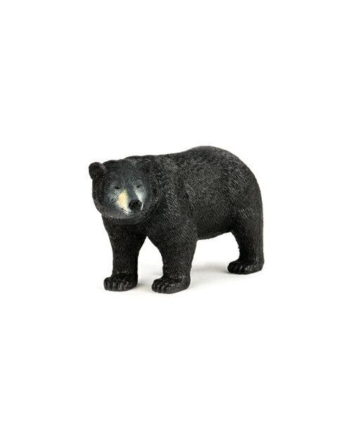 【淘氣寶寶】【美國B.Toys感統玩具】Terra 北美洲動物-黑熊