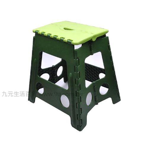 【九元生活百貨】聯府 RC-839 大百合止滑摺合椅(39cm) 板凳 折疊 收納 RC839