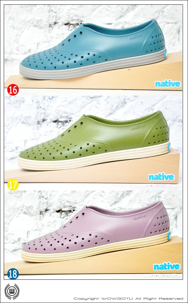 NATIVE SHOES - JERICHO -GLM04(16-18)