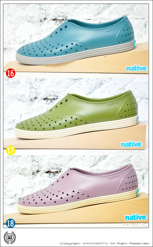 NATIVESHOES - JERICHO -GLM04(16-18)