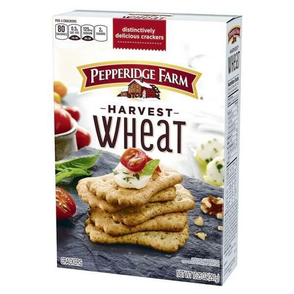 PEPPERIDGE FARM 琣伯莉小麥蘇打餅乾 (6入)