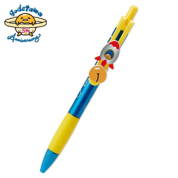 【真愛日本】18042500037日本製造型原子筆-GU火箭ACK三麗鷗蛋黃哥原子筆文具書寫用品