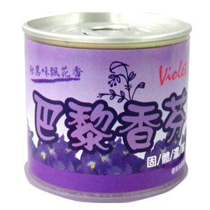 德技 巴黎香芬 固體濃縮芳香劑-優雅紫羅蘭 120g