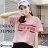 F-DNA★HOLLYWOOD撞色英文圓領短袖上衣T恤(3色-M-2XL)【ET12715】 8