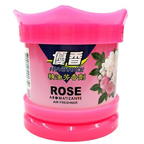 優香 精油芳香劑-玫瑰 150ml