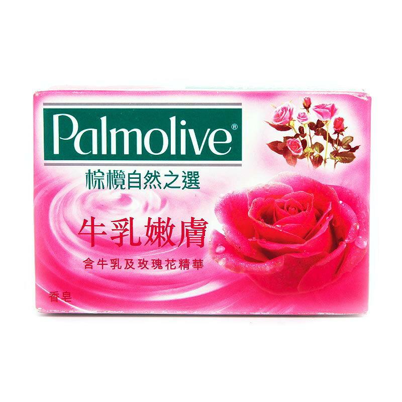 棕欖自然之選香皂-牛乳嫩膚 115g