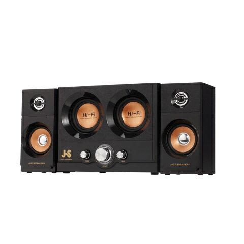 <br/><br/>  【迪特軍3C】JS JY3051A 轟天雷雙重低音全木質多媒體喇叭喇叭 音響 非 JY3060 JY3017 JY3052 JY3302<br/><br/>