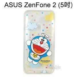 哆啦A夢透明軟殼 [雲朵] ASUS ZenFone 2 ZE500CL Z00D (5吋) 小叮噹【正版授權】