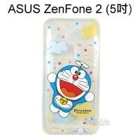 小叮噹週邊商品推薦哆啦A夢透明軟殼 [雲朵] ASUS ZenFone 2 ZE500CL Z00D (5吋) 小叮噹【正版授權】