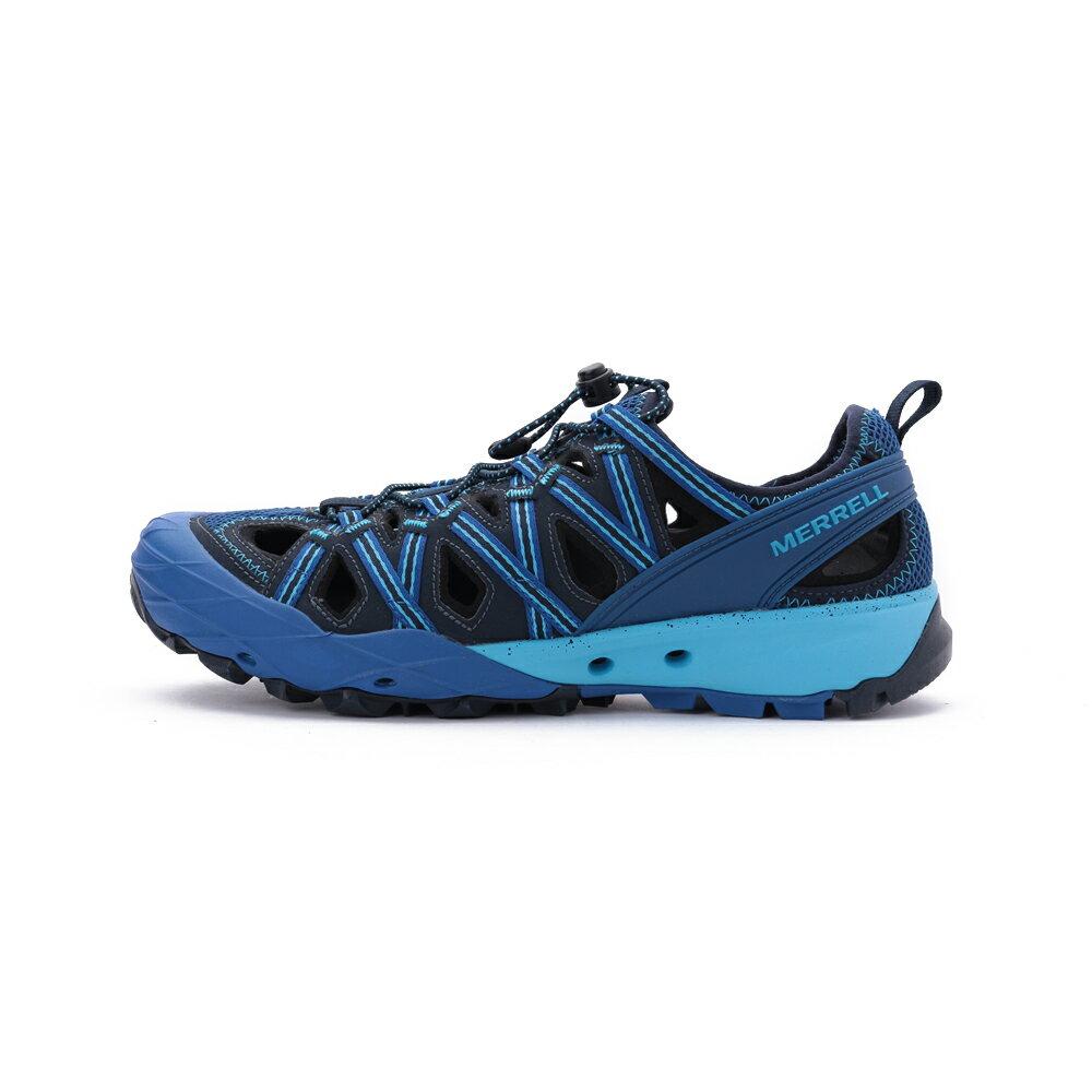 【領券折280】MERRELL CHOPROCK SHANDAL 水陸鞋 寶藍 ML99855 男鞋