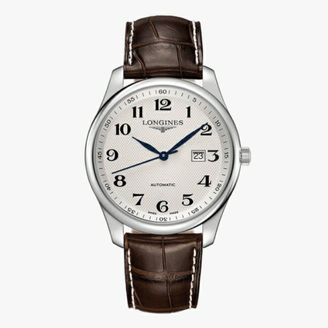 LONGINES 浪琴 L28934783 名匠系列紳士腕錶 42mm