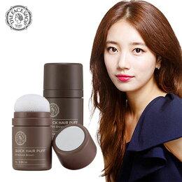 韓國 THE FACE SHOP 自然遮色氣墊髮粉 7g