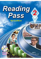 Reading Pass 2 (第三版) (with Audio CD) - 限時優惠好康折扣