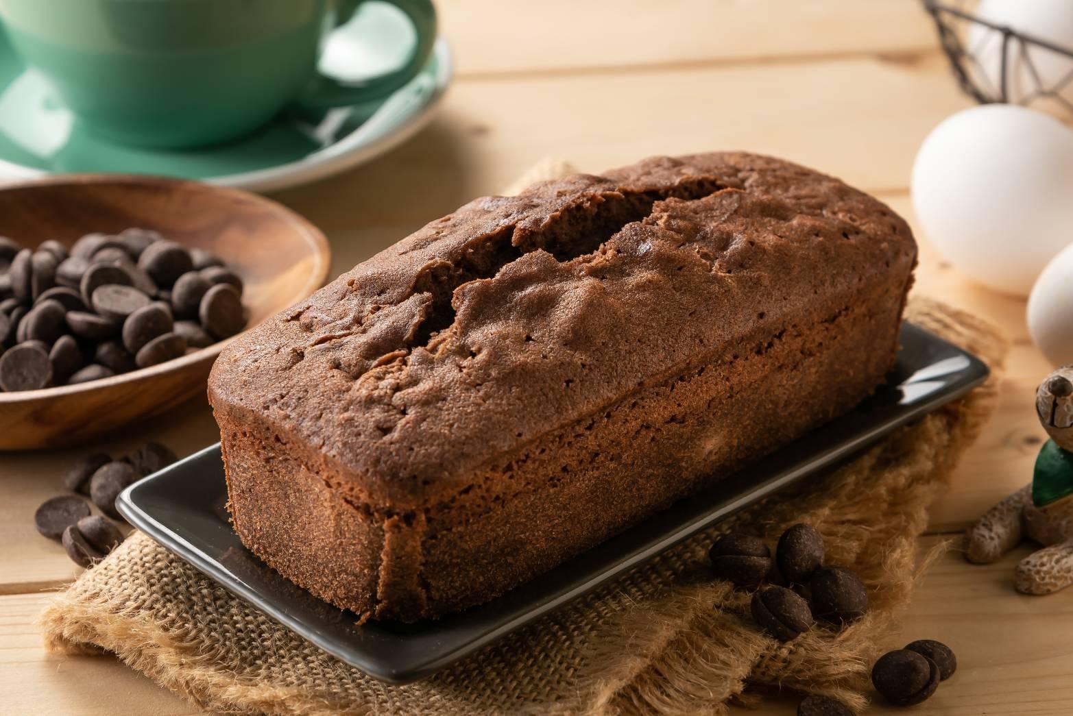 香濃巧克力磅蛋糕 Double Chocolate (280g20g)