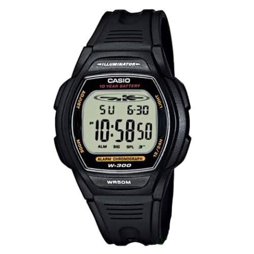 【CASIO兒童手錶】 十年電池 50米防水 兒童錶 學生錶 上班族 台灣CASIO公司貨 LW-201-1A