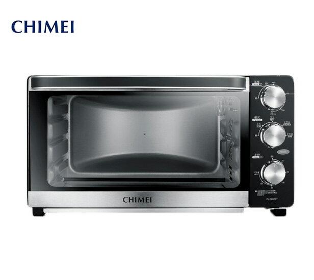 【CHIMEI 奇美】18公升 液脹式溫控電烤箱 EV-18SOST