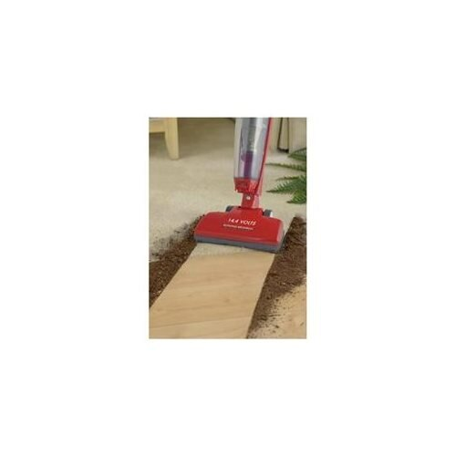 """Dirt Devil Extreme power BD20040RED Stick Vacuum Cleaner - Bagless - 9.50"""" Cleaning Width 3"""