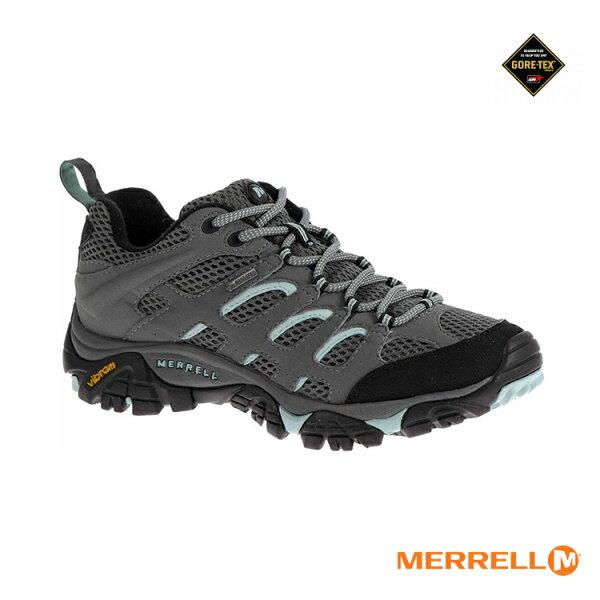 MERRELLMOABGore-texML32674戶外多功能鞋(女款)城市綠洲(戶外、健行、登山、美國)