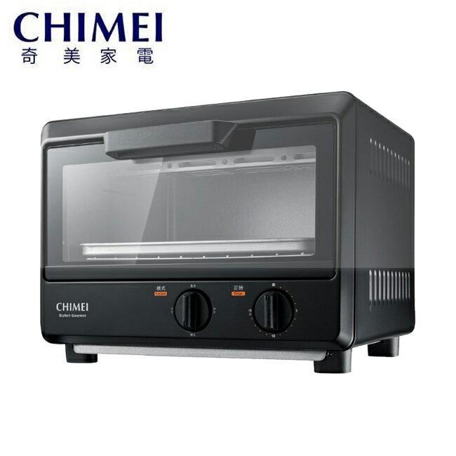 【CHIMEI奇美】10公升遠紅外線蒸氣電烤箱 EV-10T0AK