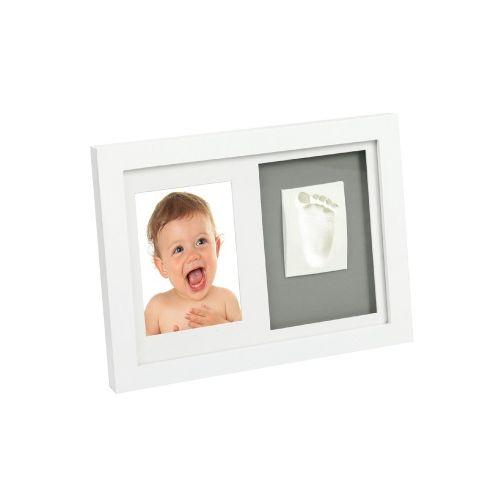 Adora珍愛回憶系列寶寶手足模印相框(壁掛橫列型)★衛立兒生活館★