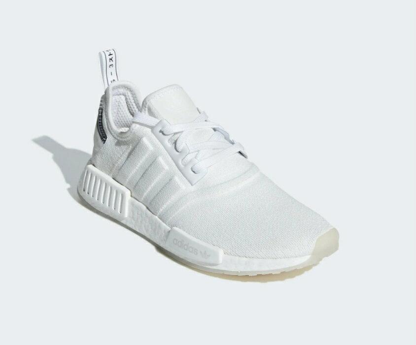 【ADIDAS】 NMD_R1 白 經典鞋 休閒鞋  慢跑鞋 男 訂價5290 BD7746 (Palace store) 2