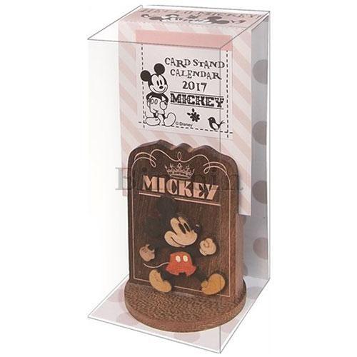 迪士尼 米奇 木製卡立式桌曆 904~764