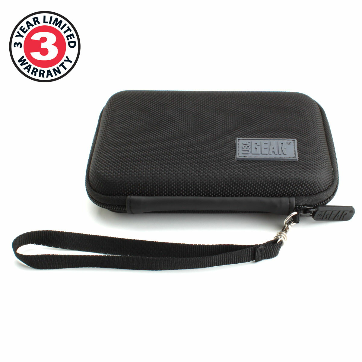 USA GEAR Portable Transistor Radio Carrying Case Works with Reveal , XR , PRO , Fastframe XR 1