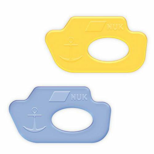 ~衛立兒 館~NUK 寶貝船冰凍固齒器^(顏色 出貨^)