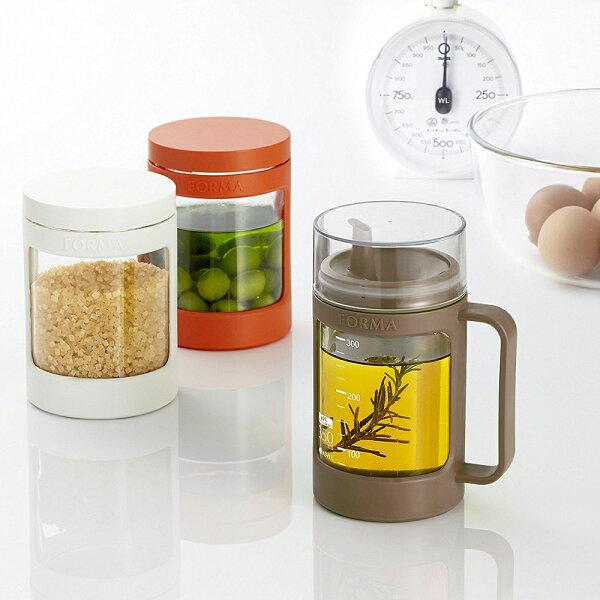 【3款式特惠組】日本ASVEL玻璃調味壺罐