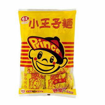味王小王子麵300g(20小包)*6袋箱【合迷雅好物商城】