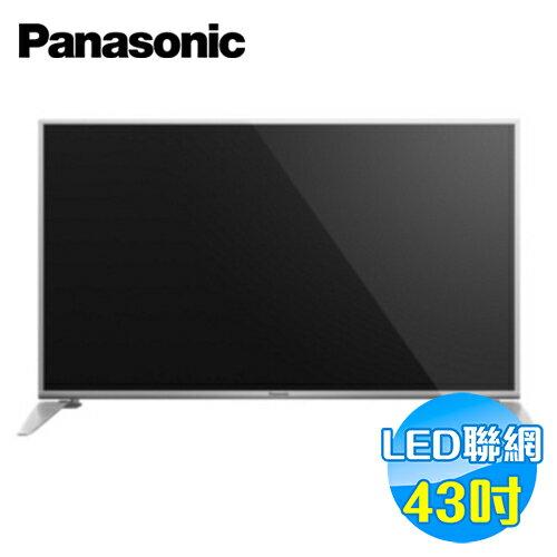 國際 Panasonic 43吋 6原色 智慧 FHD LED液晶電視 TH-43DS630W