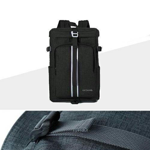 後背包手提上蓋牛津布雙肩包學生包後背包【EX8857】BOBI1116