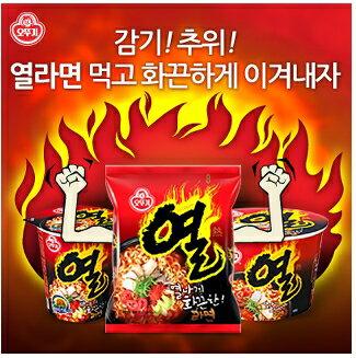 韓國OTTOGI不倒翁 辛辣拉麵 泡麵 [KO45521015] 千御國際
