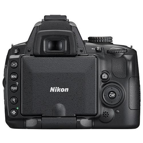 "Nikon D5000 12.3 Megapixel Digital SLR Camera Body Only - 2.7"" LCD - 4288 x 2848 Image - 1280 x 720 Video - HDMI - HD Movie Mode 2"